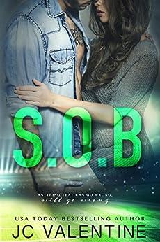 S.O.B.: A Stepbrother Romance by [Valentine, J.C.]