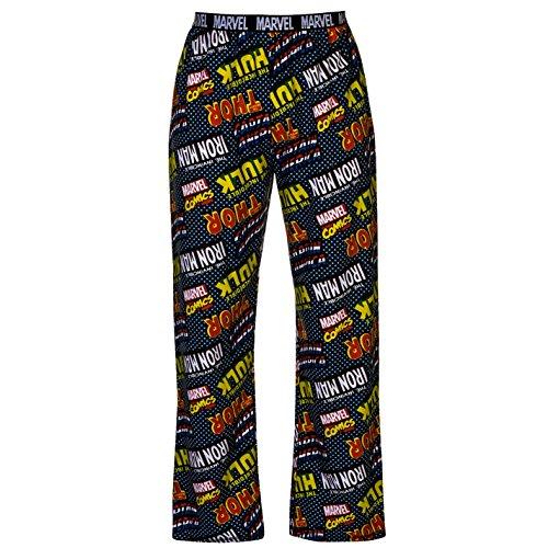 Character Mens Movie Lounge Pants Underwear Socks Nightwear Marvel DC Comics Superman Avengers Star Wars Batman Disney