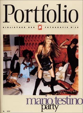 Party (Stern Portfolio) by Testino, Mario (2000) Paperback