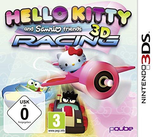 Hello Kitty und Sanrio Friends 3D Racing - Hello-kitty-racing-spiel