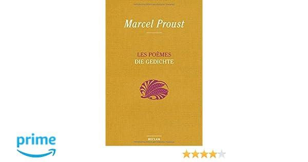 Les Poèmes Die Gedichte Französischdeutsch Amazonde