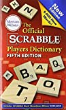 The Official Scrabble Players Dictionary, Fifth Edition: Written by Merriam-Webster, 2014 Edition, (5 New) Publisher: Robert Beard Books [Paperback]