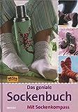 Das geniale Sockenbuch. Socken stricken für kleine und große Füße von Klöpper. Gisela (2005) Gebundene Ausgabe