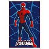 Fleecedecke Spiderman, 140 x 100 cm
