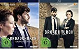 Broadchurch Staffeln 1+2 [Blu-ray]