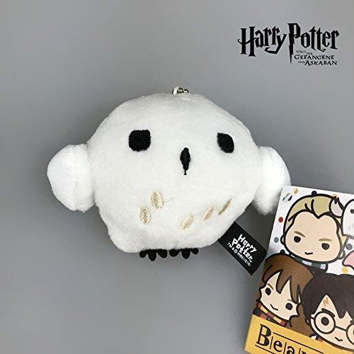 Topschnaeppchen Harry Potter Eule Hedwig Plüschtier mit Anhänger (Harry Potter Eule Hedwig)