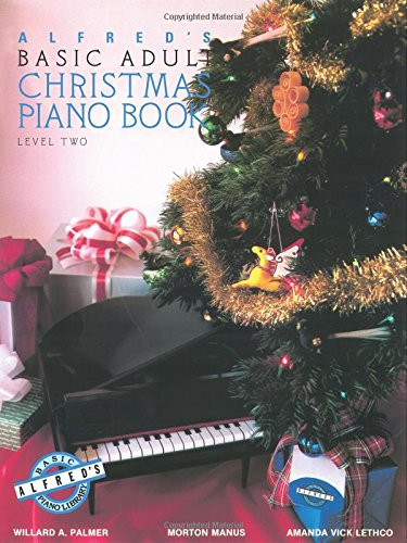 Alfred's Basic Adult Course Christmas, Bk 2 (Alfred's Basic Adult Piano Course)