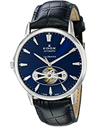 Edox Les Bémonts reloj hombre Open Heart 85021 3 BUIN