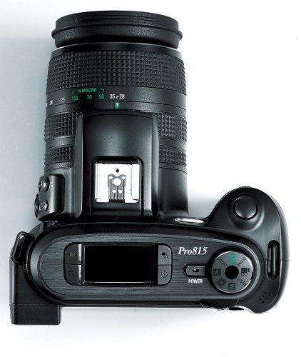 Samsung Pro 815 Digitalkamera (8 Megapixel, 15fach opt. Zoom, 3,5`` Display)