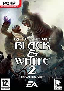 Black & White 2: Battle of The Gods Expansion Pack (PC DVD)
