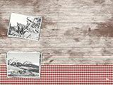 Duni Papier Tischset Mountain 30x40 cm 250er Pck.