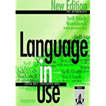 Language in Use Pre-Intermediate New Edition Self-study Workbook with Answer Key Klett edition