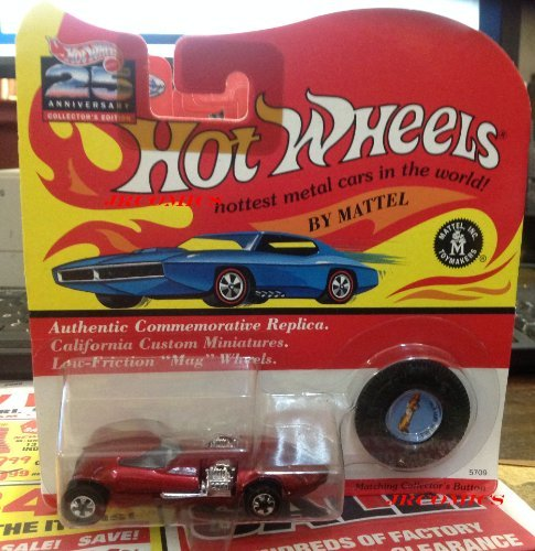 Hot Wheels California Custom Miniatures Twin Mill 25th Anniversary -