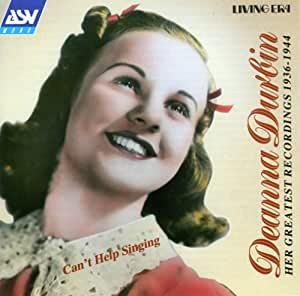 Can't Help Singing: Her Greatest Recordings 1936-1944