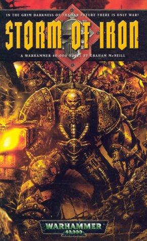 Storm of Iron (Warhammer Novels) por Graham McNeill