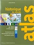 atlas historique du monde de 1944 ? nos jours