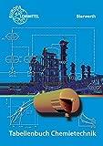 Tabellenbuch Chemietechnik: Daten - Formeln - Normen - Vergleichende Betrachtungen