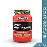 #8: BIG MUSCLES Nitric Whey 900 gm (Rich Chocolate)