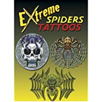 [( Extreme Spiders Tattoos * * )] [by: George Toufexis] [Mar-2012] - Spider Tattoo