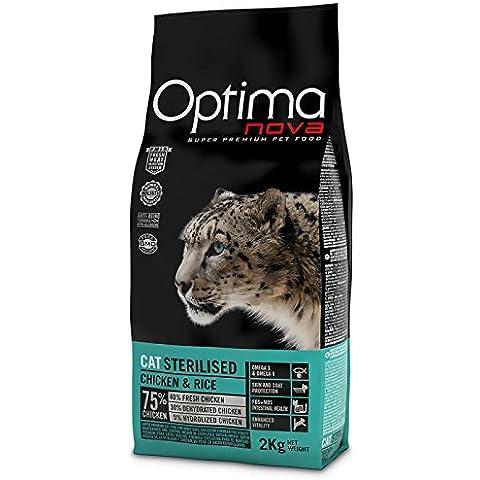 WANGADO 2 X 2 KG Cibo secco monoproteico per gatti