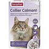 Beaphar - Collier calmant à base de valériane pour chat