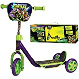 Turtles - Patinete de 3 ruedas 5004-50150