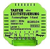 Funk-Empfänger Free-Control Taster-/Timerfunktion Generation