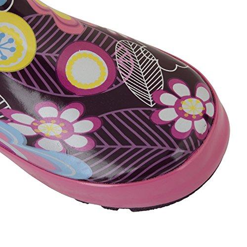Kinder Jungen Kleinkinder Kinder Mädchen Wasserdicht Wellington Stiefel Junior Gummistiefel Regen Schuhe Blume
