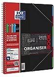 Oxford 400037404 étude de livre numérique avec classeur de rangement SOS...