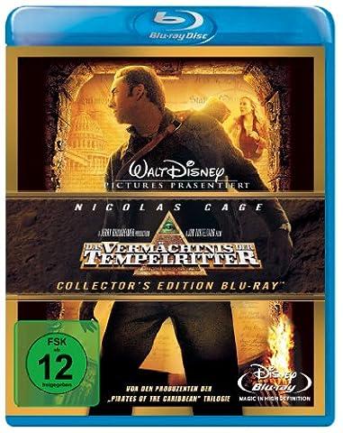 Das Vermächtnis der Tempelritter [Blu-ray]