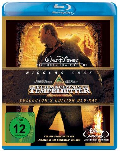 Das Vermächtnis der Tempelritter [Blu-ray] Preisvergleich