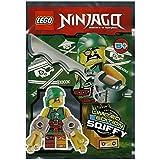 bekannt LEGO ® Ninjago - Limited Edition - Sqiffy Minifigur mit 2 Goldbohrern 891612
