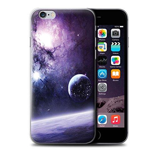 Offiziell Chris Cold Hülle / Case für Apple iPhone 6+/Plus 5.5 / Pack 12pcs Muster / Fremden Welt Kosmos Kollektion Planet/Mond