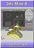 3ds Max 8 Video-Schulung, CD-ROM8 Stunden Video-Training. Für Windows 98/ME/2000/XP