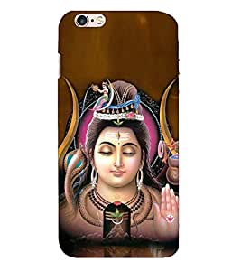 Doyen Creations Designer Printed High Quality Premium case Back Cover For Apple Iphone 6S Plus