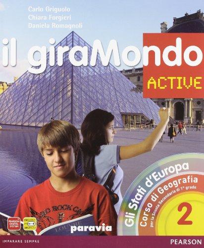 Giramondo active. Con Atlante. Per la Scuola media. Con CD-ROM. Con espansione online: 2