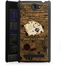 HTC Windows Phone 8S Housse Étui Protection Coque Cartes C½ur Jeu