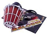 Luftfilter MALOSSI E5 30 Grad PHBH 20-25 Anschluss 38mm für GILERA Runner VX 125 ZAPM24 4T LC 00-05