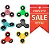 COMBO PACK OF 12 Arvel™ Excusive Fidget Spinner Toy Stress Reducer : FIDGET SPINNERS : GRAB THIS COMBO NOW- Limited Stock!!