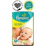 Pampers Nouvelle Couches Pour Bébés De Taille 2 Pack Essentiel - 56 Langes -