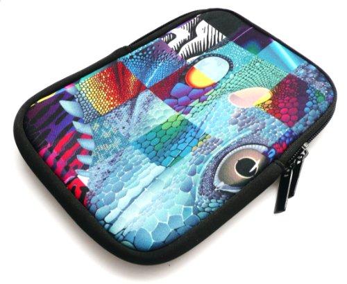 emartbuyr-reptile-mosaic-impermeabile-morbido-neoprene-con-chiusura-a-zip-custodia-sleeve-case-cover