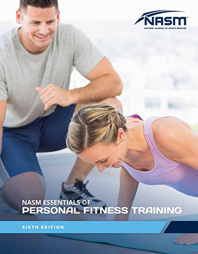 NASM Essentials Of Personal Fitness Training por National Academy of Sports Medicine (NASM)