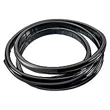 Lampa salvaporta black adhesive strip 130cm