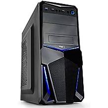ORDENADOR PC NUEVO INTEL CORE I5 6500 6ª GEN (Up to 3,6GHz) 8GB RAM DDR4, 180GB SSD SATA3, DVDRW, USB 3.1, HDMI, TORRE
