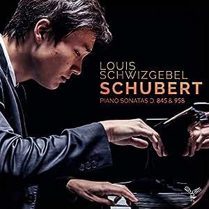 Schubert / Sonates pour Piano d.845 & d.958