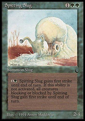 magic-the-gathering-spitting-slug-lumaca-sputatrice-the-dark