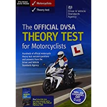 The official DVSA theory test for motorcyclists