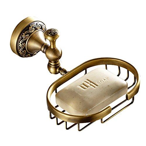 Accessori Bagno Ottone Anticato.Weare Home Portasapone Portasapone Antico Vintage Retro Design Con