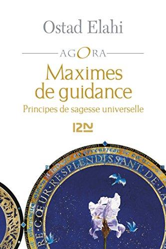 Maximes de guidance (AGORA t. 531) par Ostad ELAHI