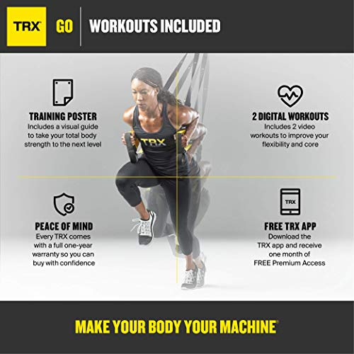 Zoom IMG-3 trx go suspension trainer kit